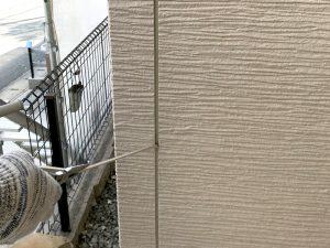 【外壁塗装工事】コーキング撤去