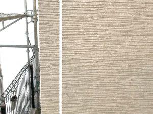 【外壁塗装工事】コーキング打ち替え完了
