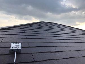 【屋根】完了
