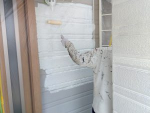 【外壁塗装】下塗り