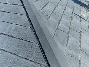 【屋根水切り塗装】着工前