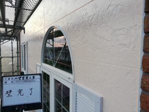【外壁塗装】完了