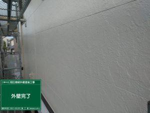【外壁完了】北九州市八幡西区O様邸